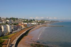 Dawlish Bay - June 2009