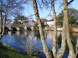 Town bridge, Christchurch, Dorset