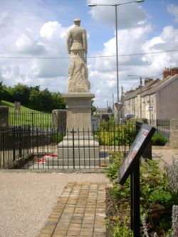 Coundon and Leeholme War Memorial