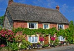 Shillingstone in Dorset