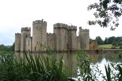 Bodiam Castle July 2009
