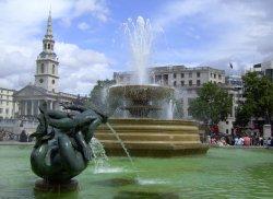 Trafalgar Square Wallpaper