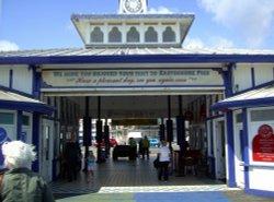 Pier exit