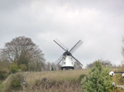 The Windmill at Turville