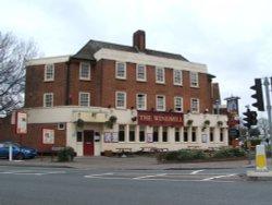 The Windmill Pub  (now demolished)