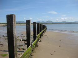 Beach near Pwllheli