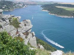 Bold Head overlooking Salcombe