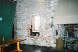The Warder Room above the Gate House