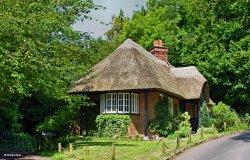 Milton Abbas in Dorset