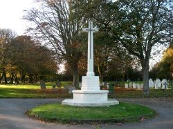 Lowestoft War Memorial