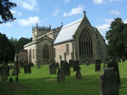Sudbury Church, Derbyshire
