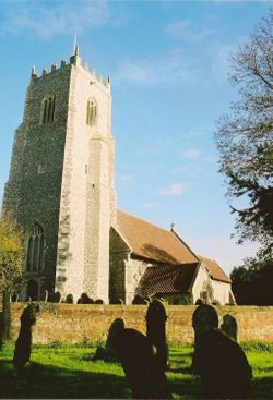 St. John the Baptist, Reedham