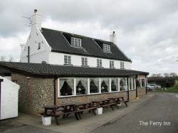 The Ferry Inn at Reedham