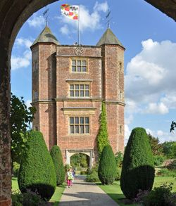 The tower at Sissinghurst Castle Garden, Kent