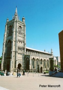 Peter Mancroft Church, Norwich
