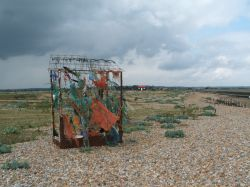 Rye harbour and nature trail