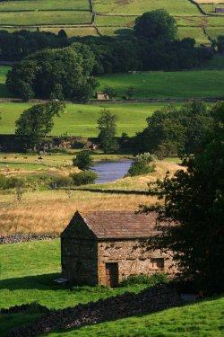 Countryside near Hawes