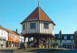 Wymondham Market Square