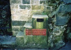 Old Mounting Block - Cliffe Castle - Keighley