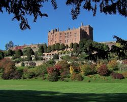 Powis Castle,Welshpool