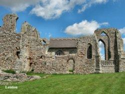 Ruins of Leiston Abbey