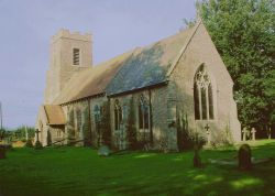 Thrigby Church