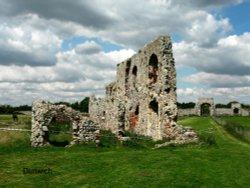 Dunwich Priory Ruins