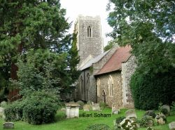 Earl Soham Church