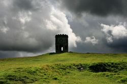Solomons Temple above Buxton