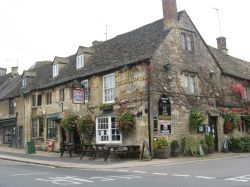 Burford in the Cotswolds
