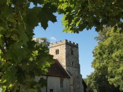 Church of St Peter and St Paul, Worminghall, Bucks