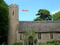 All Saints Church, Horsey