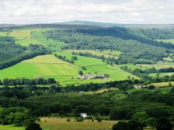 A beautiful view of Nidderdale