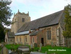 Stratton Strawless Church