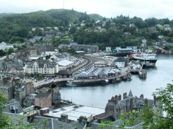 A View of Oban