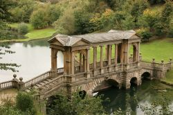 Prior Park, the Palladian Bridge