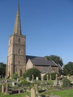 St Mary's, Lydney