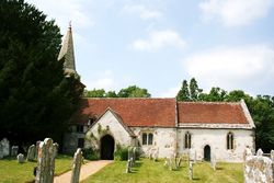 Church of St. Nicholas, Brockenhurst
