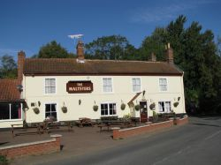 The Maltsters Pub near the Broads