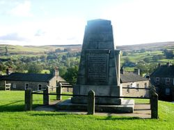 Reeth in Swaledale