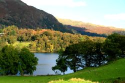 Grasmere, Autumn colours.