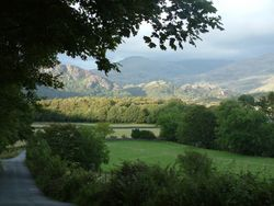 Evening in the Duddon Valley