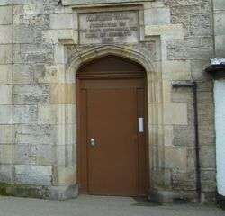 Masonic Entrance