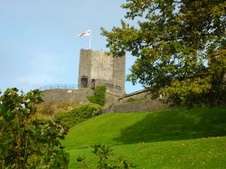 Clitheroe Castle and Grounds