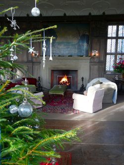 Christmas at Haddon Hall