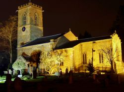 Abington Church, Northampton, Northamptonshire