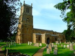 Ecton Parish Church, Northamptonshire