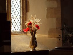 Inside St Mary's Church, Twyford, Bucks