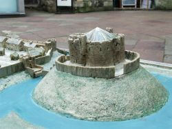 Model of Clifford's Tower