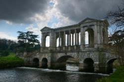 Great Old Palladian Bridge